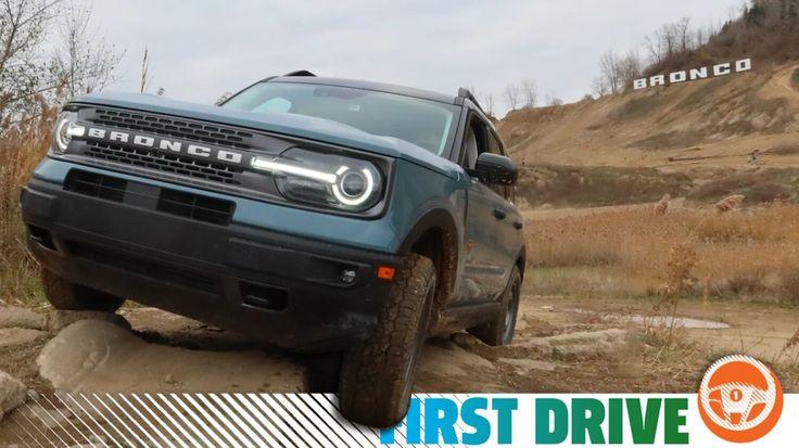 2021 Ford Bronco Sport First Drive (Jalopnik