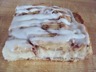 Flour Me With Love: Stuffed Cinnamon Rolls