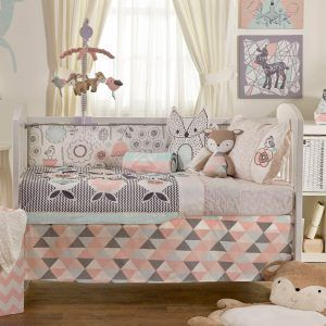 Living Textiles Nursery Bedding