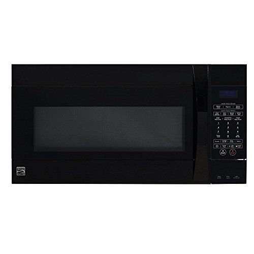 Kenmore Elite 30 Over The Range Microwave Hood Combination Convection Oven 1 7 Cu Ft