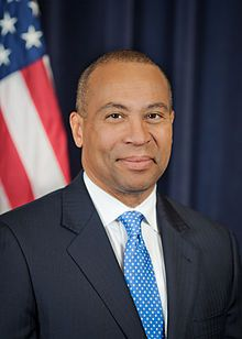 My future Inspiration. Deval Patrick!