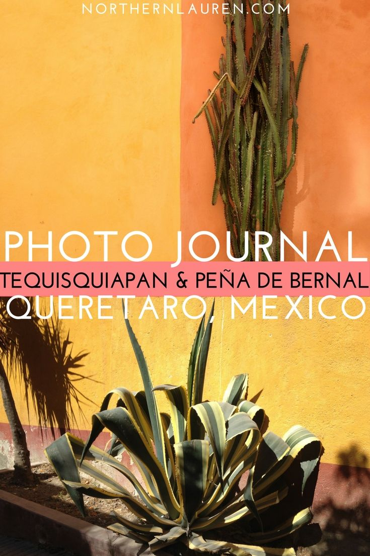 A mini photo journal of two of Mexico's best pueblos magicos, Tequisquiapan and Pena de Bernal, in Queretaro. The devil is in the detail!
