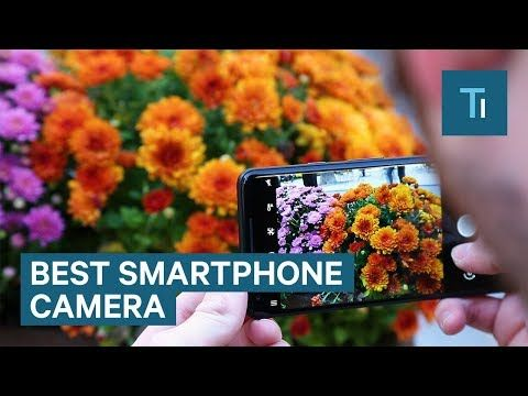 Here's the best smartphone camera you can buy - YouTube