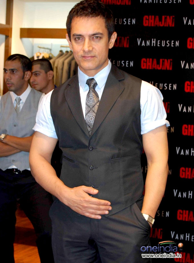 Aamir Khan... hmm oh yes i do....