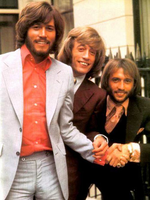 "Bee Gees --- Beegees in the 1960s were AMAZING> Their Vocal Blend, being brothers and all ... was exceptional. ""Gotta Get a Message To You"" ""I Started A Joke"" A lot of melodic, rock w/amazing arrangements that were one baby-tooth away from being a 'strawberryfields' song... They NEVER had that kind of connection w/the Masses ... uff da, until 1977 78 when out came STAYING ALIVE and the Beegees singlehandedly revived DEAD DISCO. Bastards."