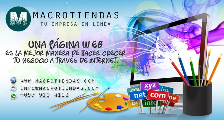 Páginas Web Quito Para Empresas, Instituciones Educativas, Negocios Locales y Actividades Profesionales Con Dominio .Com y Hosting ilimitado. Tienda En Línea