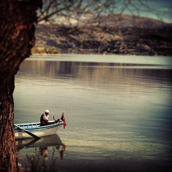 Eğirdir Gölü / Isparta
