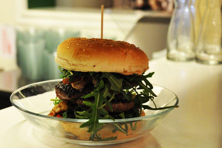 The Original and Unique Basilic Incredible Burger (T.O.U.B.I.B since 2002 !)