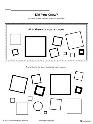 1000 images about shapes on pinterest the shape preschool worksheets and preschool. Black Bedroom Furniture Sets. Home Design Ideas