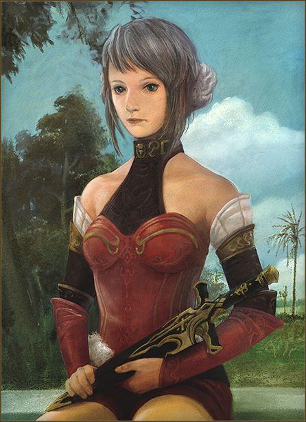 Arciela - Final Fantasy XI