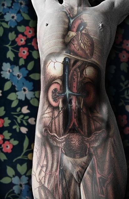 Clove hitch knot self bondage