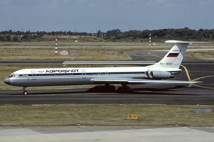 AEROFLOT IL62M RA 86129