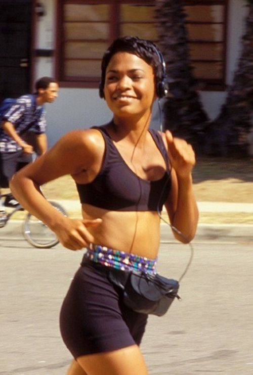 Nia Long in Friday (1995)