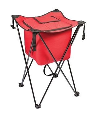 45% OFF Picnic Time Sidekick Portable 48-Can Cooler with Legs (Red)