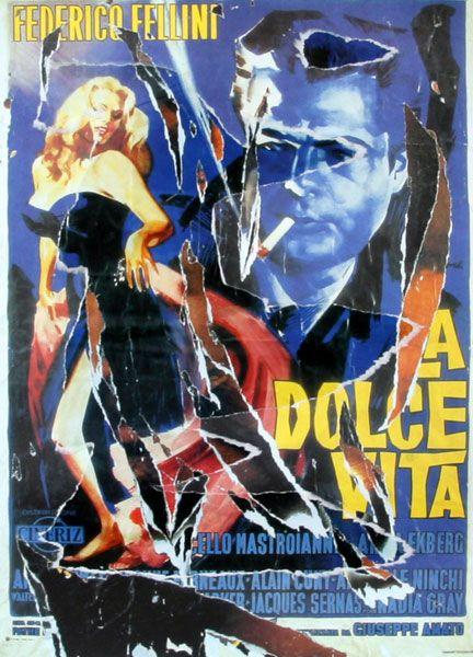 Mimmo Rotella - The Dance