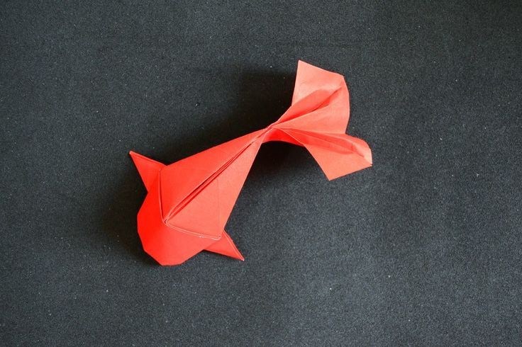 86 best koi krafts images on pinterest koi pisces and for Origami koi fish easy