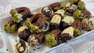 Toni's Pastries: Pasticcini Excelsior
