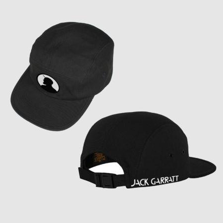 Jack Garratt: Silhouette Cap (Black)