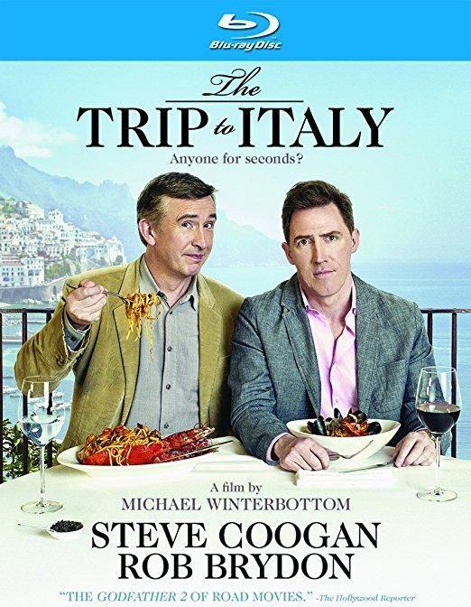 Steve Coogan & Rob Brydon & Michael Winterbottom-Trip to Italy