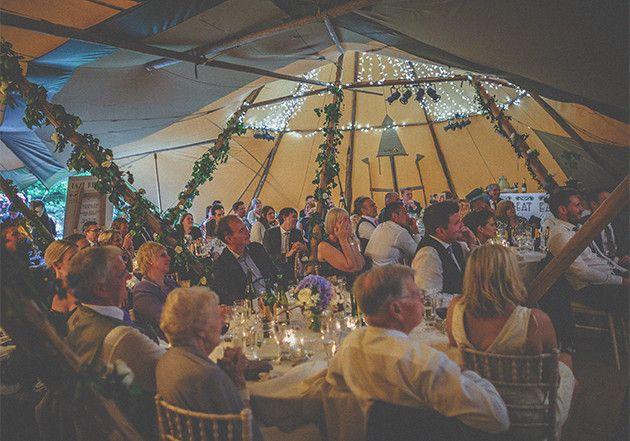 English Tipi Wedding | Howell Jones Photography | Bridal Musings Wedding Blog 33