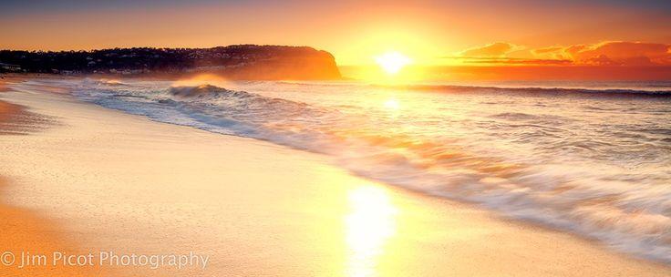 Sunrise At Copacabana, NSW