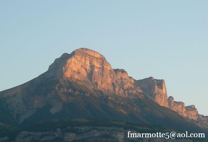 Dent de Crolles par le sangle de Barrère, Grenoble