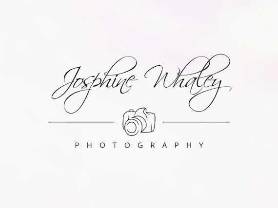 Camera Vector Photography Logo  Instant Download by SoloBeeDesign