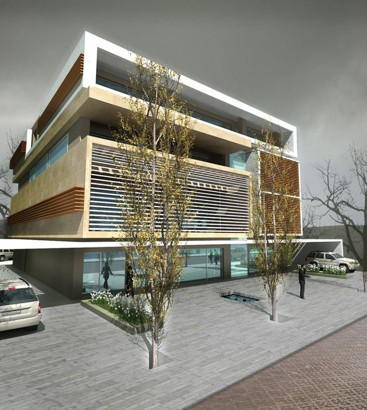 Office Building Technopolis