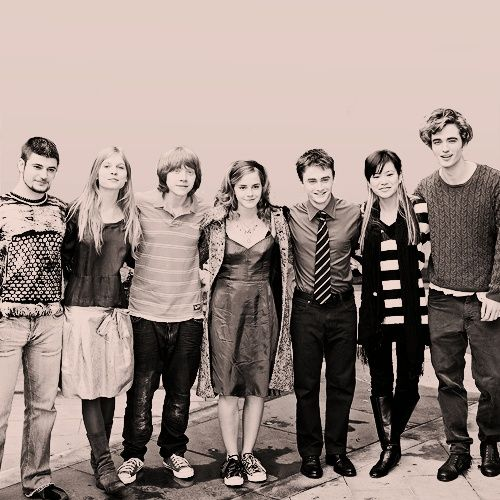 Goblet of Fire cast