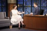You Can Score Olivia Wilde's Dreamy Look From H&M