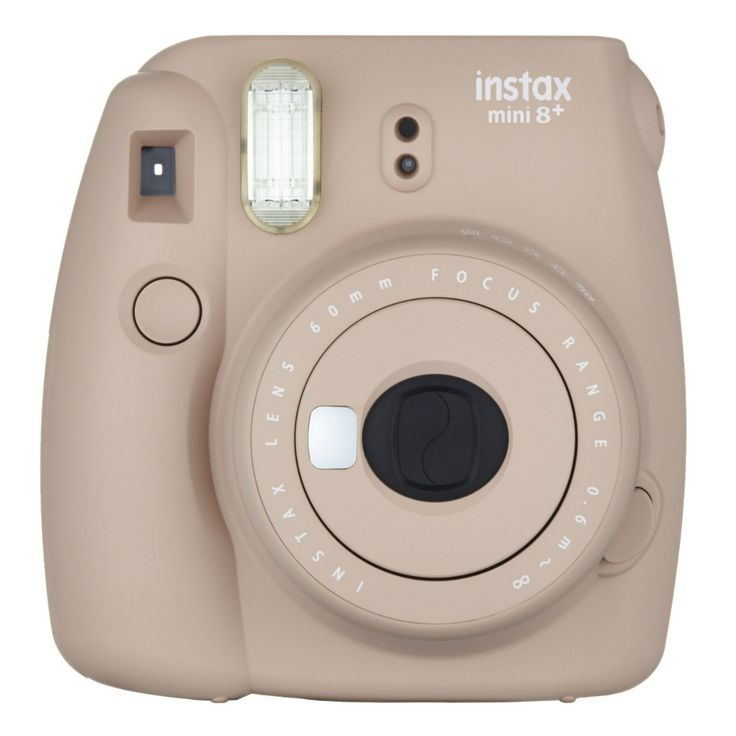 Fujifilm instax mini 8+ - Cacao (Marron) : Compact Digital Appareil photo