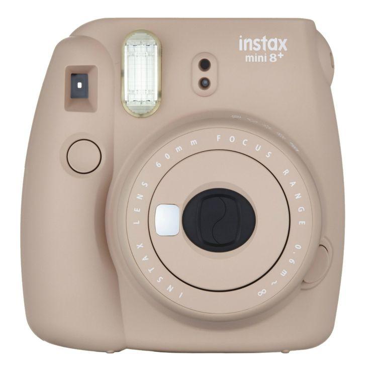 Fujifilm instax mini 8+ - Cacao (Marron) : Compact Digital Appareil photo
