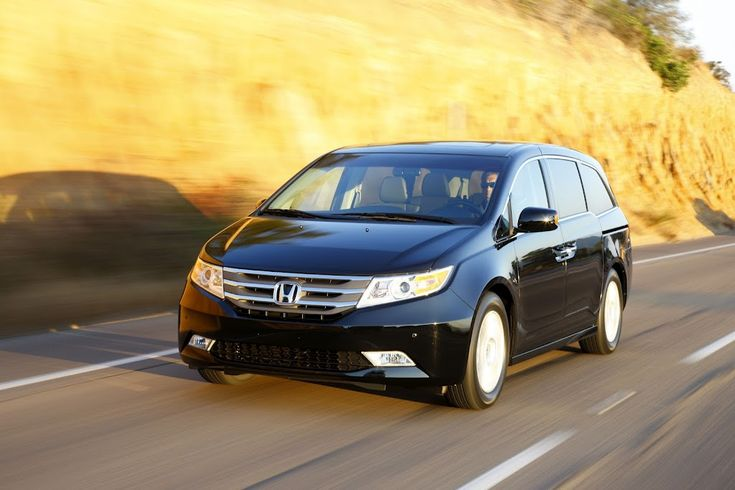 2012 Odyssey Touring Edition