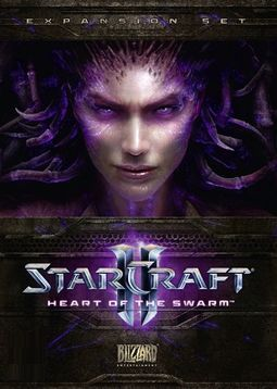 StarCraft 2: Heart of the Swarm Vengeance Belongs To Kerrigan - http://leviathyn.com/review/starcraft-2-heart-of-the-swarm-vengeance-belongs-to-kerrigan/