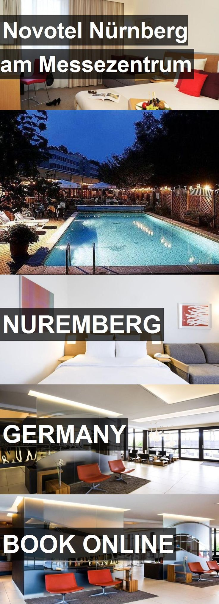 Hotel Novotel Nürnberg am Messezentrum in Nuremberg, Germany. For more information, photos, reviews and best prices please follow the link. #Germany #Nuremberg #NovotelNürnbergamMessezentrum #hotel #travel #vacation