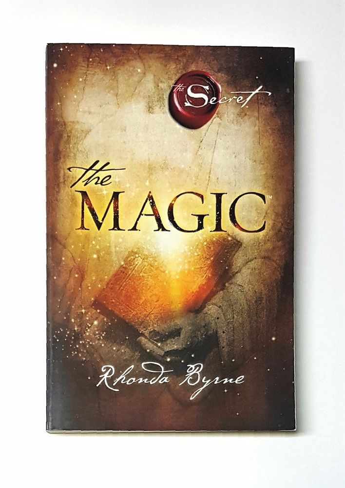 The Magic - The Secret by Rhonda Byrne - Softcover - 2012   eBay