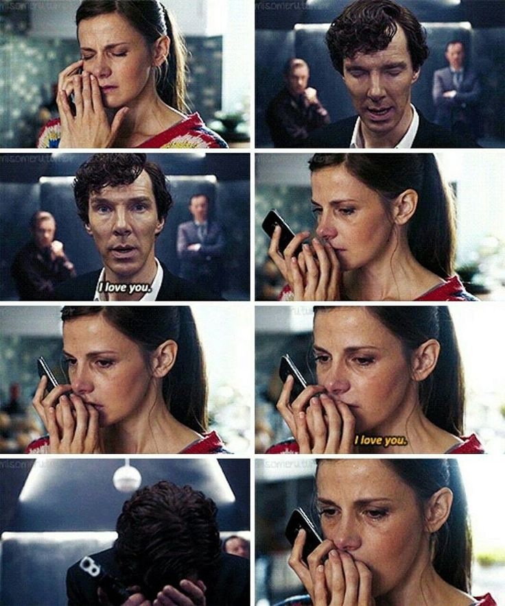 "Molly and Sherlock. Sherlock S04 EP03 ""The Final Problem"". Season 4. Episode 3.<--- When you're literally curled up in the fetal position because of this scene. ❤️"