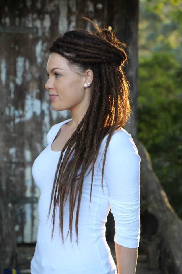 Beautiful dreadlocks done by Organic Dreadlocks- http://www.organicdreadlocks.com.au/
