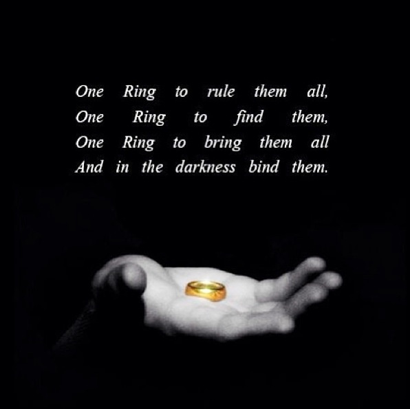 One Right To Rule Them All One Ring To Find Them One: 16 Best One Ring To Rule Them All Images On Pinterest