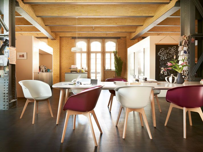 35 best Stühle images on Pinterest Dining chairs, Chairs and - k che l form