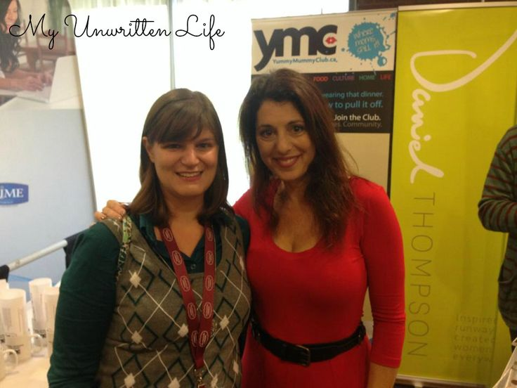 Sweet Nuggets of Bliss from Blissdom - My Unwritten Life