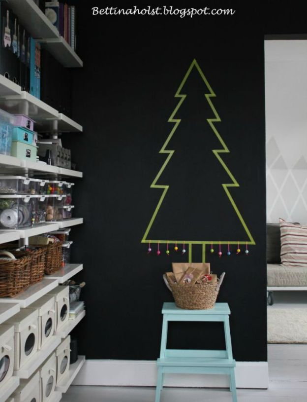 7 Toddler-Friendly DIY Christmas Trees