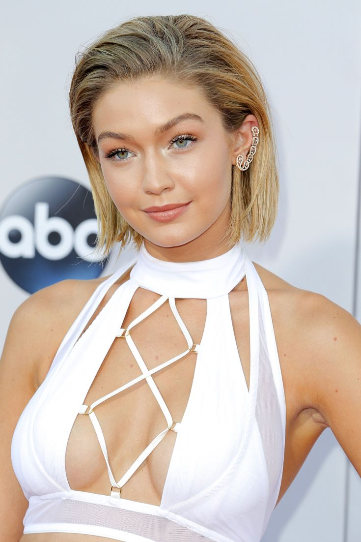 Gigi Hadid With Short Hair Is Everything
