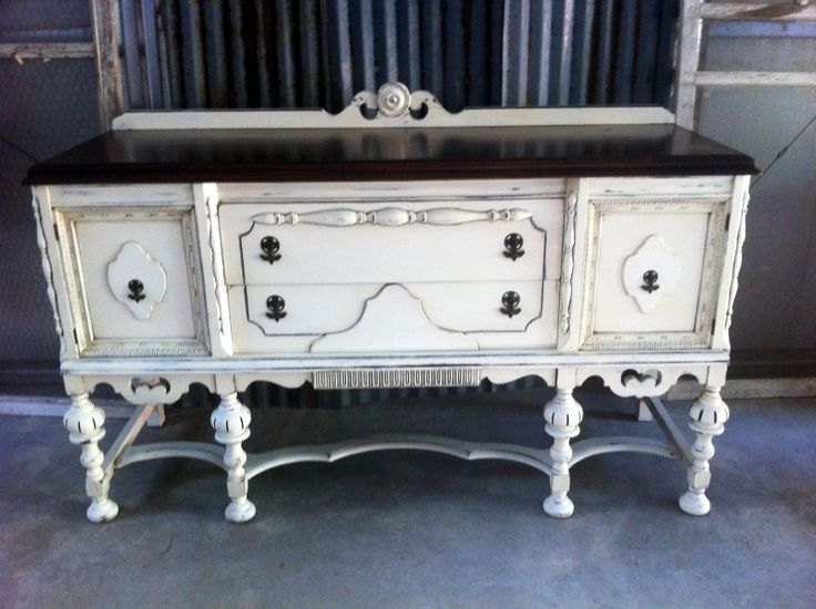 Painted Sideboards And Buffets - Foter                                                                                                                                                                                 More