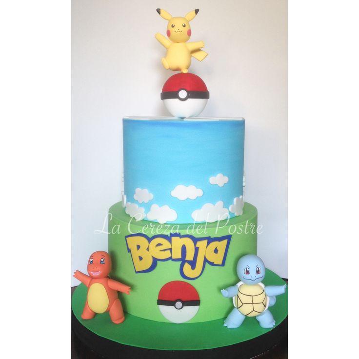 Pókemon Cake  #pokemoncake #pikachucake
