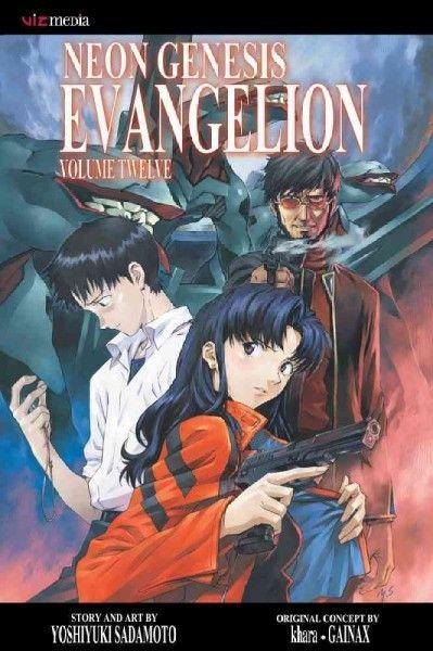 Neon Genesis Evangelion 12 (Neon Genesis Evangelion (Viz) (Graphic Novels))