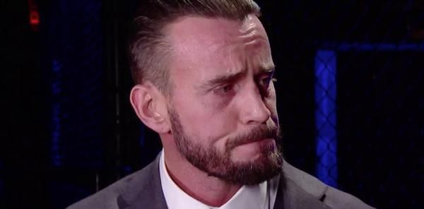 Photo of AJ Lee and CM Punk Backstage at UFC 181, Post-Show Videos of CM Punk Speaking - http://www.wrestlesite.com/wwe/photo-aj-lee-cm-punk-backstage-ufc-181-post-show-videos-cm-punk-speaking/