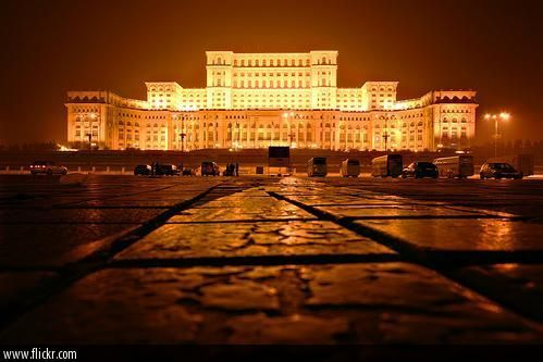 Palace of the Parliament(Bucharest-Romania) is the world's largest civilian building with an administrative function and the second largest building in the world after the Pentagon in the United States
