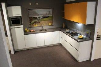 Hoekkeuken - Design showroomkeukens te Heerhugowaard - BVA Auctions - online veilingen