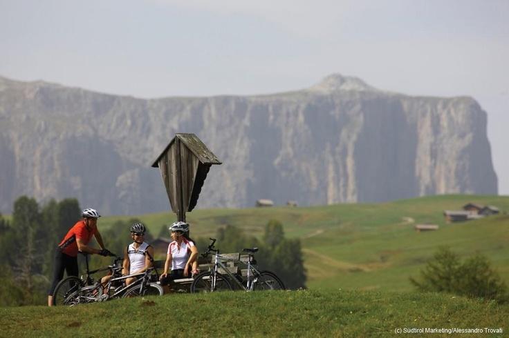 In bici in Alto Adige | Biken in Südtirol